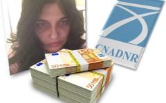 EXPLOZIV   Raluca Șandru, protejata lui Dan Șova, încasează 1.000 euro de la CNADNR deși e în concediu medical