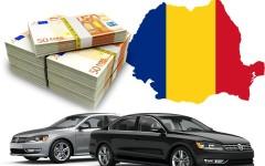 România dă în judecată compania Volkswagen pentru a recupera un prejudiciu de peste 30 milioane euro