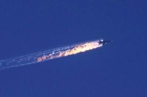 avion doborat de turcia