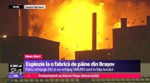 explozie fabrica paine brasov