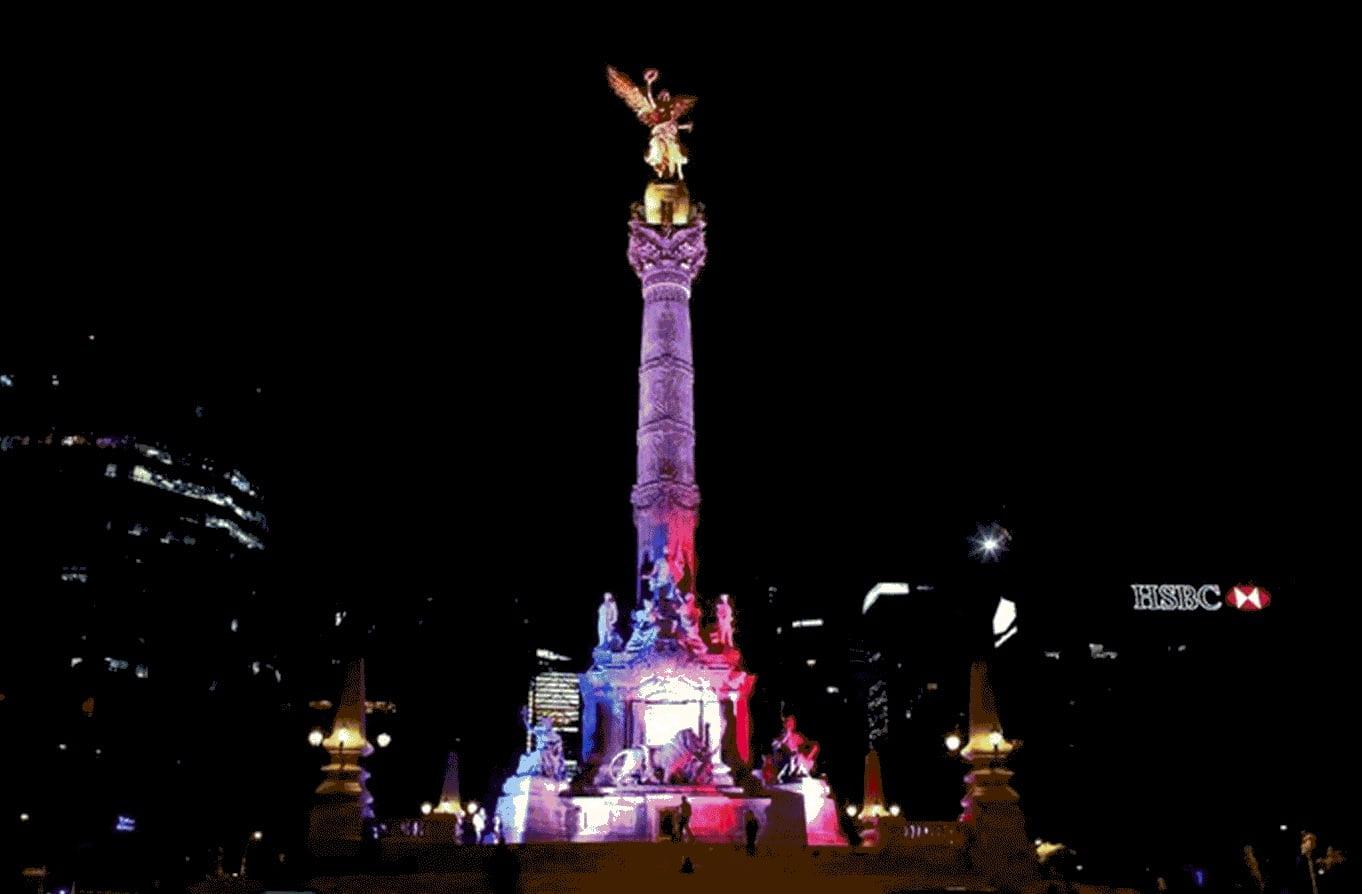 mexic steag franta