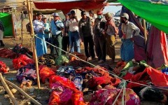 Peste 100 de persoane au murit îngorpate de vii la o mină de jad din Myanmar
