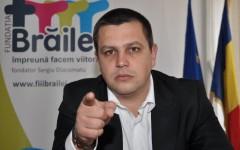 Sergiu Diacomatu şi omul de afaceri Mihai Rotaru, reţinuţi în dosarul despăgubirilor ilegale