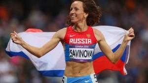 sportiva rusia
