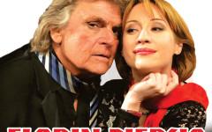 """Florin Piersic și Medeea Marinescu redevin """"Străini în Noapte"""" la Teatrul Național"""