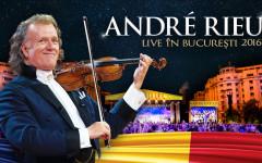 André Rieu revine în 2016 la București pentru un nou concert în Piața Constituției