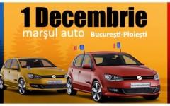 """De 1 decembrie, unioniștii inițiază Marșul auto """"Accelerăm Unirea"""""""
