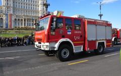 Opt autospeciale pentru stingerea incendiilor în valoare de peste 24 milioane de euro, intră în dotarea pompierilor