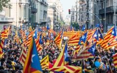 Spania e în prag de rupere. Parlamentul Cataluniei şi-a declarat independenţa!