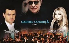 Un Trio formidabil în Mega Concertul Primăverii cu Gabriel Cotabiță, Iana Novac și Vlad Miriță