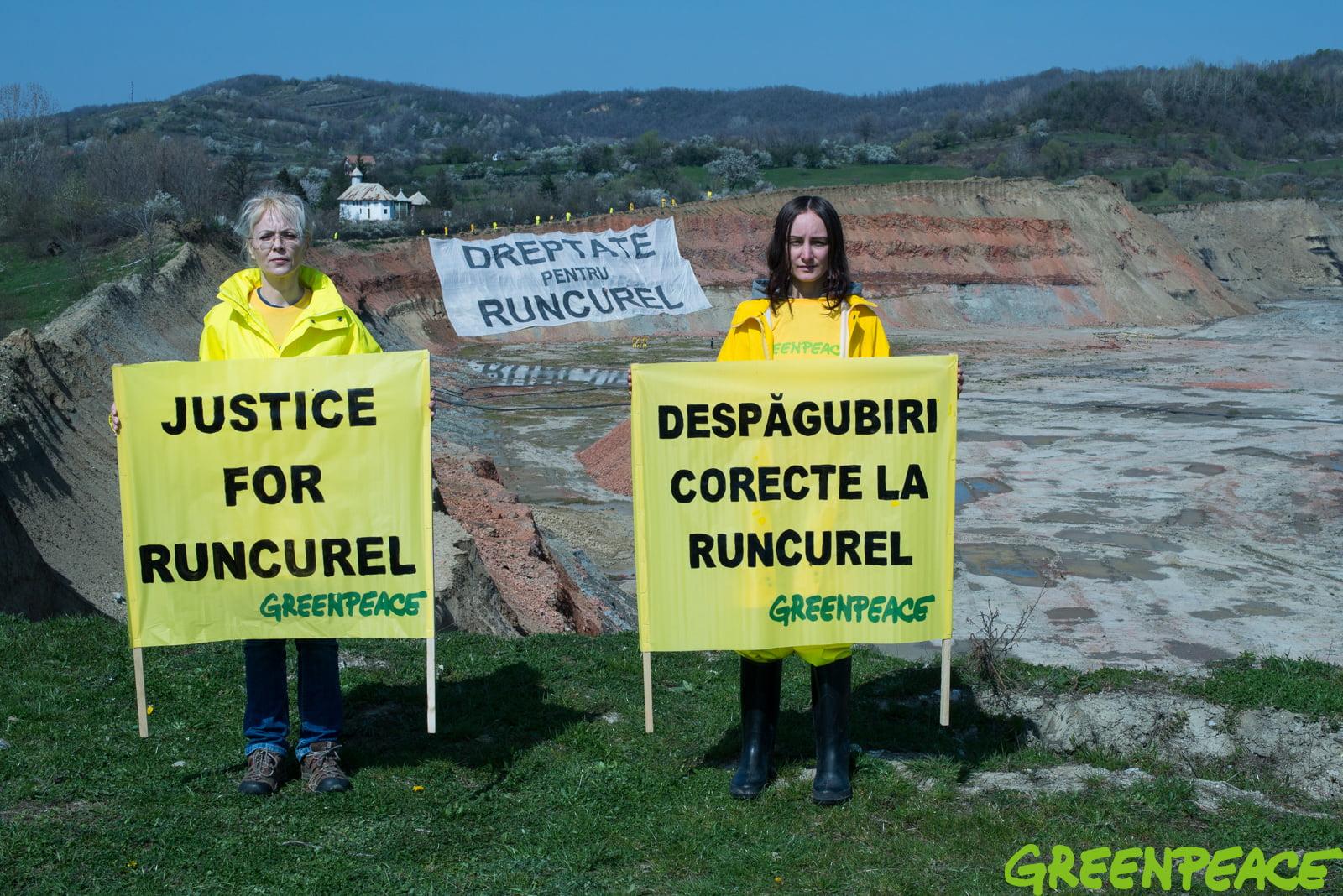 Greenpeace - runcurel