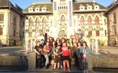 Zeci de copii etnici români din regiunea Vidin, în excursie la nord de Dunăre