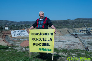 runcurel - Greenpeace