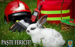 Pompierii români au avut peste 1000 de intervenții în noaptea de Înviere