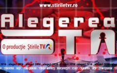 """Ştirile TVR demarează din 30 mai, campania """"Alegerea ta"""""""