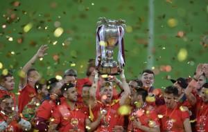 cfr cluj - cupa romaniei fotbal