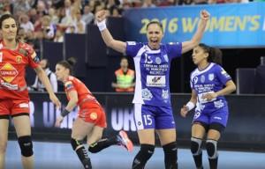 csm bucuresti - finala ligii campionilor