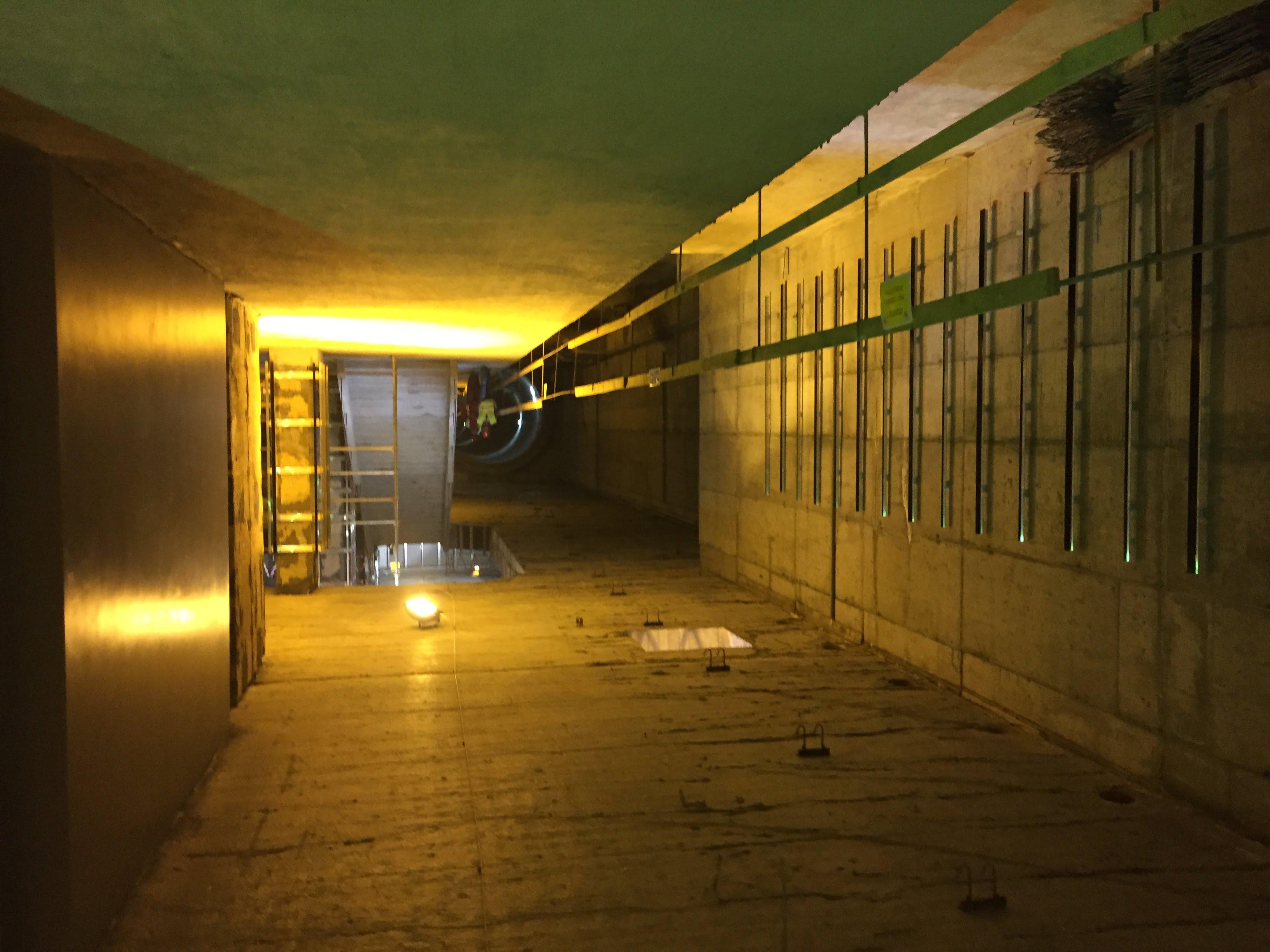 santier metrou magistrala 5
