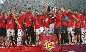 astra giurgiu - supercupa romaniei la fotbal