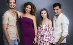Carmen Brumă este noua vedetă a televiziunii Happy Channel