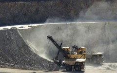 România riscă o amendă uriaşă de la Curtea Europeană de Justiţie, din cauza poluării produse de Moldomin