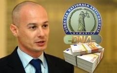 Bogdan Olteanu, Viceguvernator al BNR, reținut de DNA pentru o mită de un milion de euro