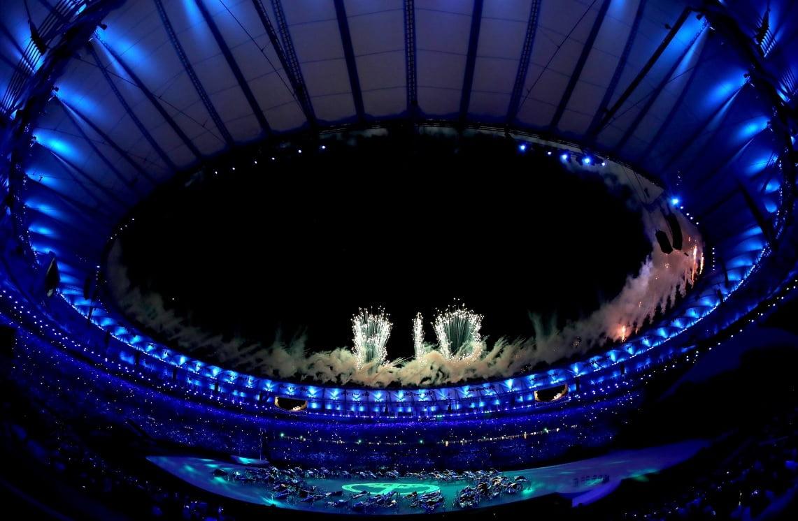ceremonie deschidere rio 2016