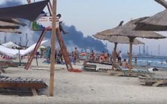 Explozie devastatoare la Rafinăria Petromidia din Năvodari. A fost declanșat planul roșu de intervenție