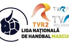 Liga Masculină de Handbal se vede în direct, la TVR 2, TVR HD şi TVR Moldova