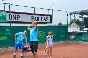 hanescu serviciu tenis