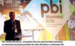 Radio România, în elita mondială a serviciilor publice de media