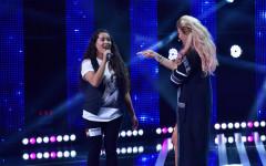 """Linette vine la """"X Factor"""" tocmai din California pentru a o cunoaște pe Delia"""