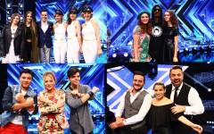 Jurații și-au ales finaliștii pentru Galele Live X Factor 2016