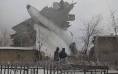 Avion prăbușit în Kârgâzstan. Aeronava s-a părbușit peste un sat și a ucis 35 de persoane