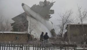 avion turcesc prabusit in Kargazstan