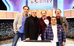 Romică Țociu, Cornel Palade, Adrian Minune și Marcel Pavel se pun cu Blondele