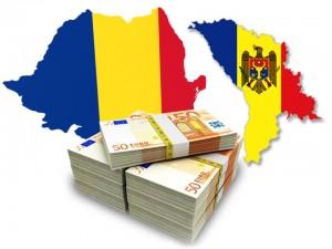 romania - moldova - euro