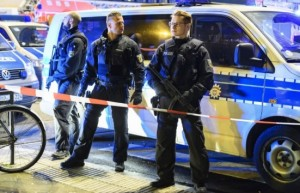 dusseldorf - atentat topor