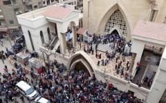 Măcel de Florii în două biserici din Egipt. Atentatele au fost comise de Statul Islamic