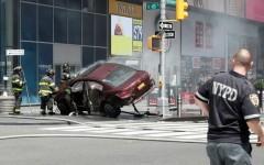 Atentat cu mașină la New York. 20 de persoane au fost grav rănite
