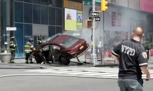 atentat masina new york