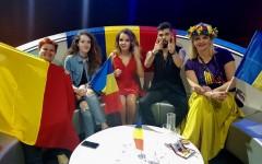 TVR 1, lider de audiență cu Eurovision. 800,000 de români au văzut concursul