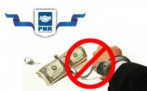 pnr - anti coruptie