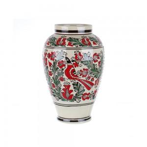 048-Vaza-de-ceramica-Colorata-de-Corund-Mare-Model-2-1