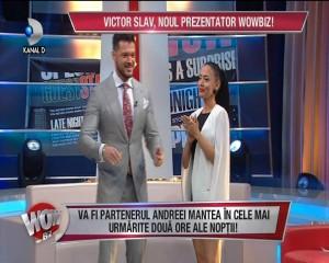 Andreea Mantea si Victor Slav