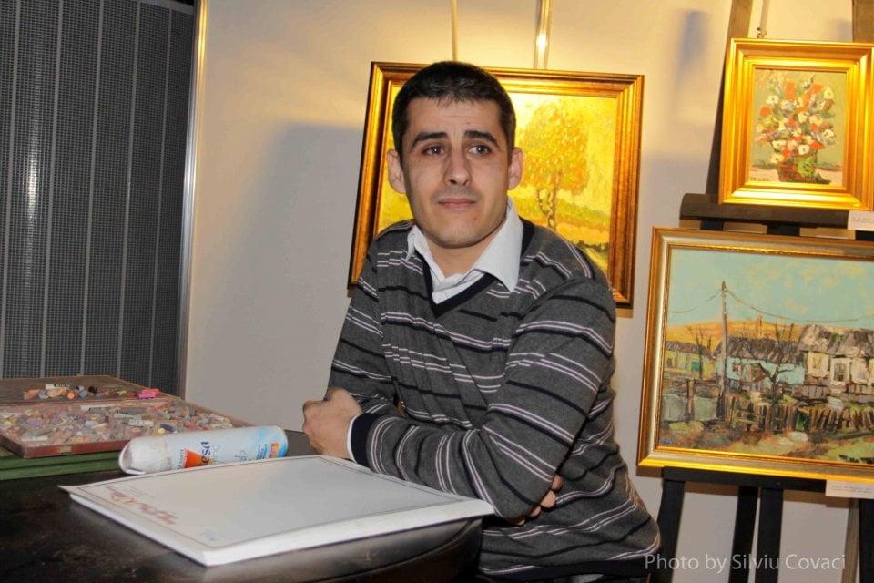 Gogu Neagoe pictor caricaturist
