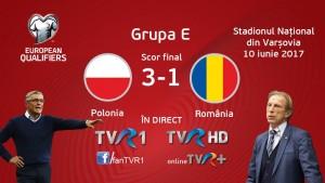 scor final Polonia_Romania