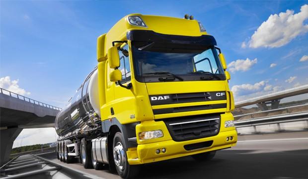 daf camion