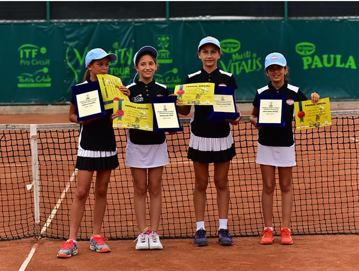 echipa tenis club curtea de arges