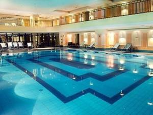 Marriott - piscina